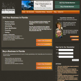 Acquisitions Unlimited, Inc.