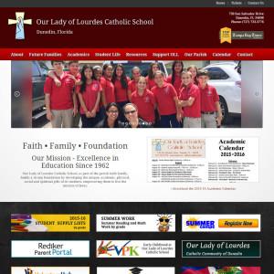 Our Lady of Lourdes Catholic School