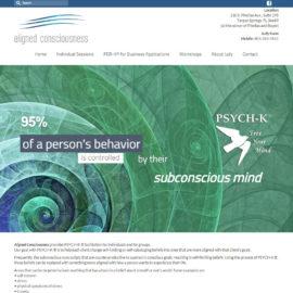 Aligned Consciousness Website