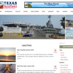 Texas Coastal Bend Vacations
